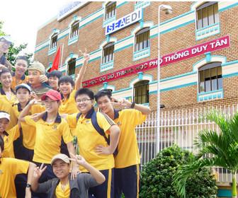 TRƯỜNG THCS – THPT DUY TÂN, nơi những nhà giáo tâm huyết với nghề