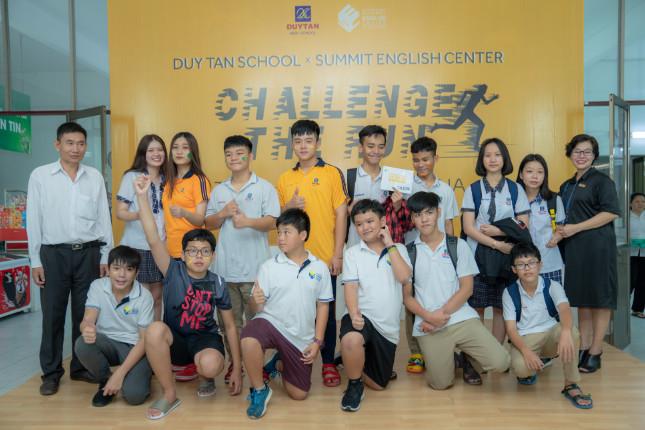 Trường THCS, THPT Duy Tân xin giới thiệu với các bạn một số các hình ảnh và video clip cuộc thi