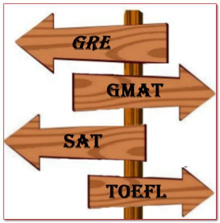 Sự khác biệt của TOEIC-TOEFL-IELTS-GMAT-GRE-SAT. Đâu mới là chứng chỉ phù hợp với bạn?