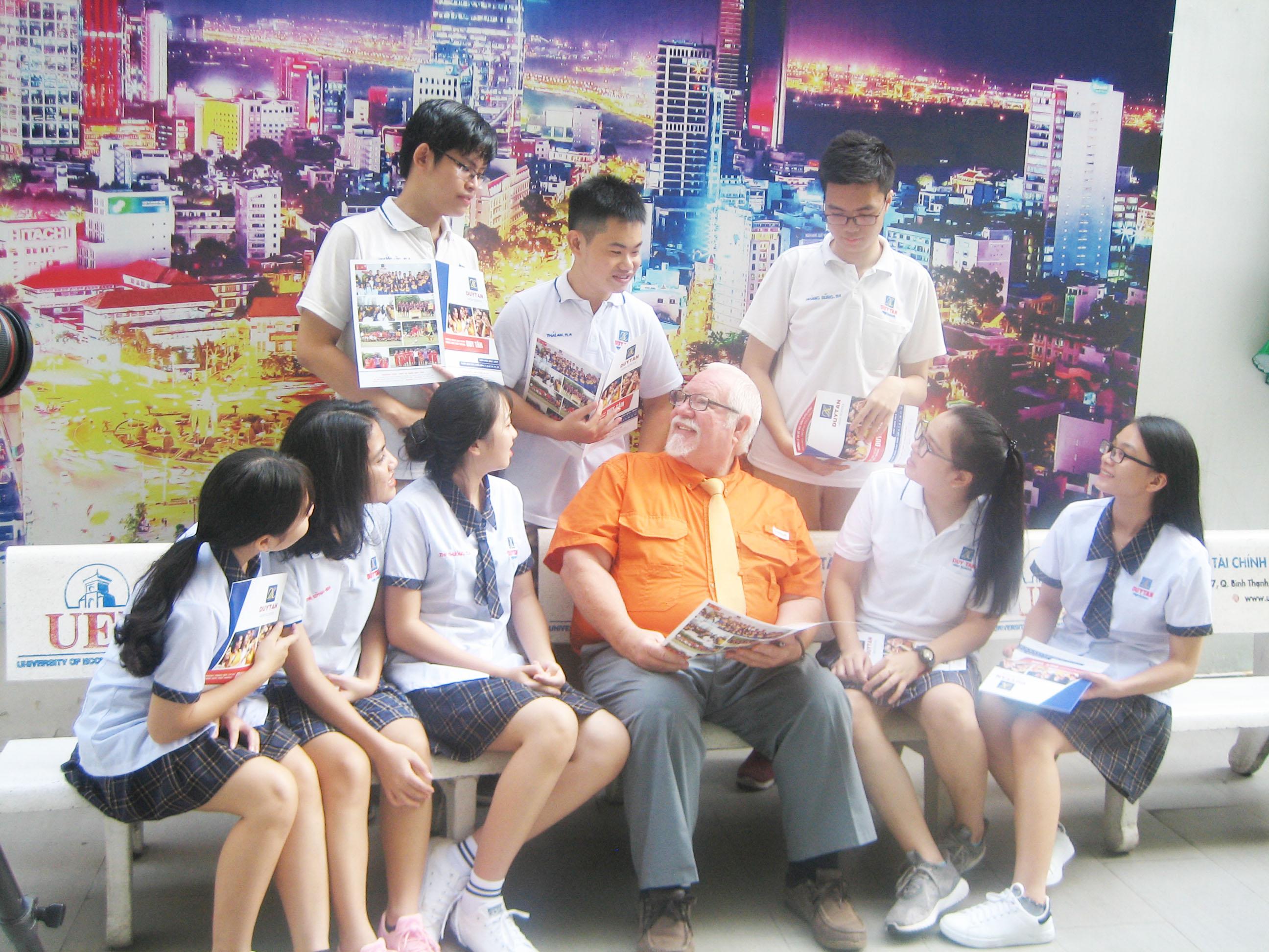 Trường THCS-THPT Duy Tân: Tiên phong trong đổi mới giáo dục
