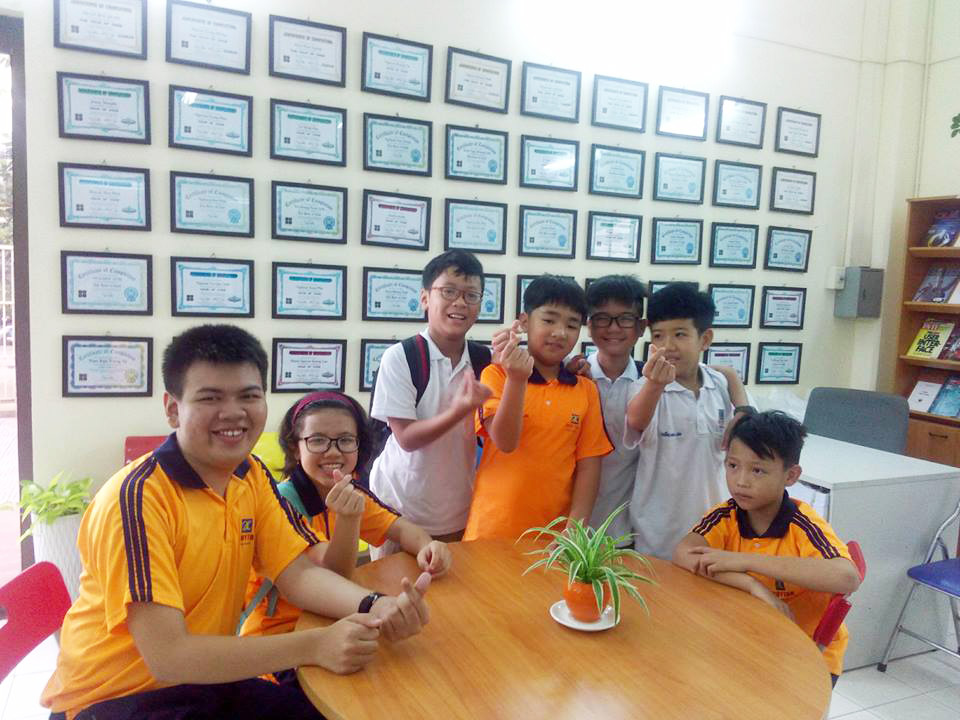 Trường THCS, THPT Duy Tân phát động hs tham gia cuộc thi Minecraft Hackathon - sân chơi lập trình dành cho học sinh THCS